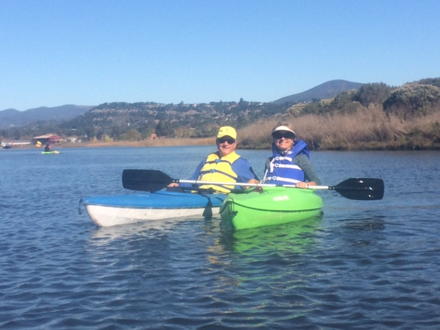 napa river kayak tour