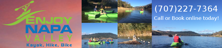 Napa Valley Kayak Tour